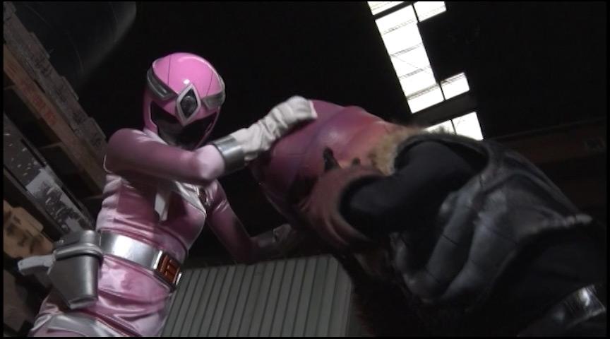 【G1】磁力戦隊マグナマンVSエッチな怪人軍団