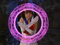 ふたなりヒロイン 聖女神戦士セーラースパークのサムネイルエロ画像No.1