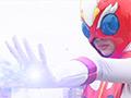 スーパーヒロイン誕生秘話 電波レディービーグル 激闘編のサムネイルエロ画像No.1
