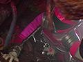 体内潜入 ミクロヒロイン 正義戦隊マモルンジャーのサムネイルエロ画像No.9