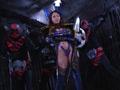 女幹部絶体絶命 魔獣姫グリフォンヌのサムネイルエロ画像No.1