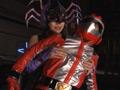 ヒーロー陥落 ~美しきガーベラと女怪人三姉妹~のサムネイルエロ画像No.6