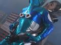 悪の巨大女宇宙人 グラマリア星人のサムネイルエロ画像No.3