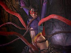 SPANDEXER ZERO3 ~知られざる弱点!コスモエンジェル幻惑の森!