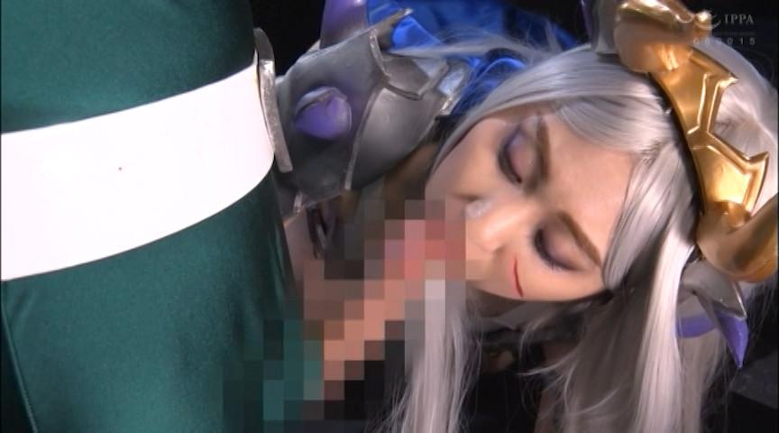 女幹部敗北 リベンジ逆陥落 女戦士ベリンダ 画像 6