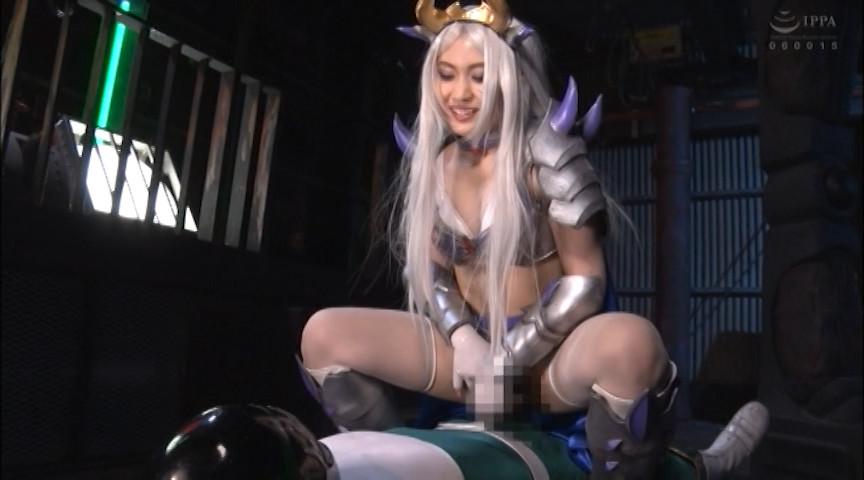 女幹部敗北 リベンジ逆陥落 女戦士ベリンダ 画像 7