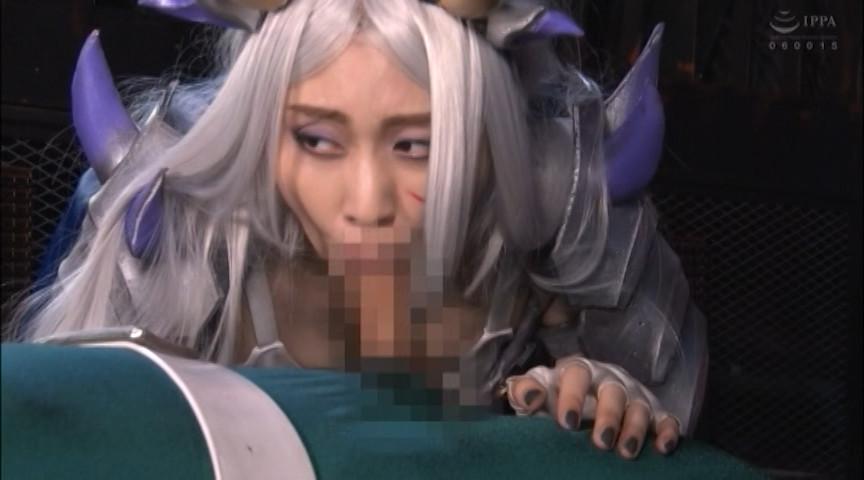 女幹部敗北 リベンジ逆陥落 女戦士ベリンダ 画像 8