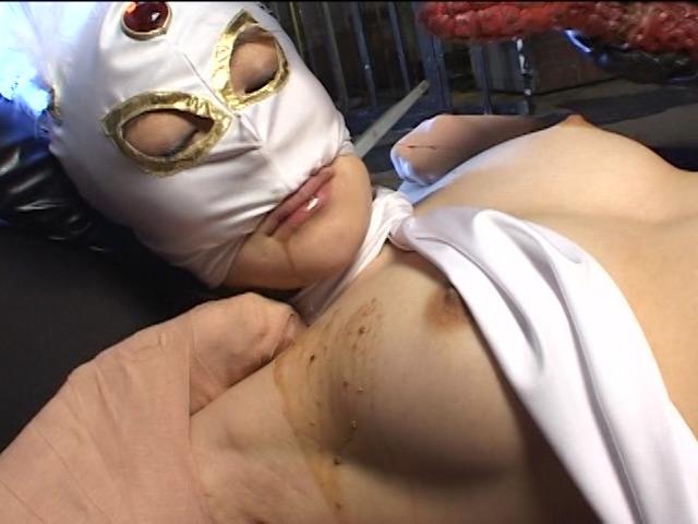ヒロインダルマ拘束陥落 画像 8