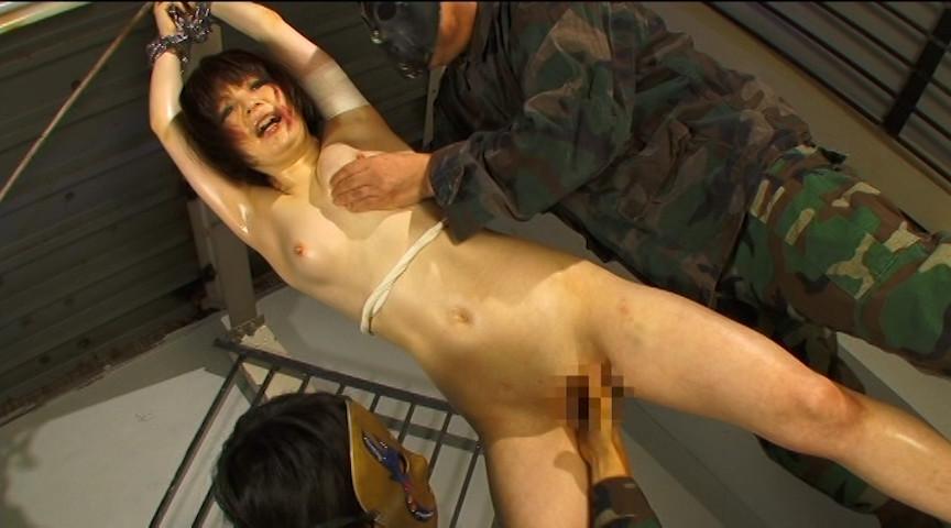 女捜査官 排泄陥落【サムネイム02】
