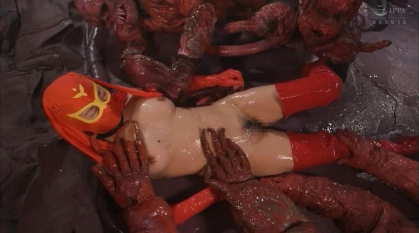 IdolLAB   giga-2461 触手十字架地獄3 美しき勇者もーれつ仮面
