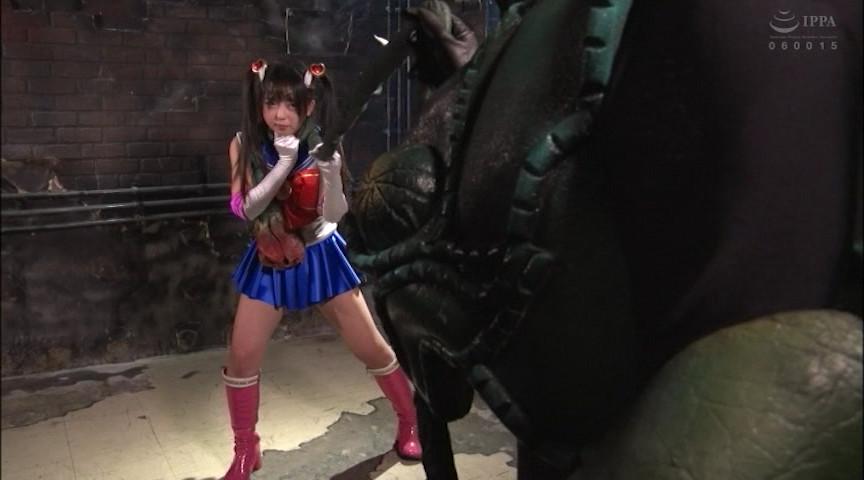 IdolLAB   giga-2465 HEROINE陥落倶楽部14 美少女戦士セーラーディアナ