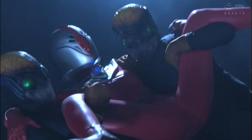 巨大ヒロイン(R) レッドレディー ダスピ星人の罠編 画像 4