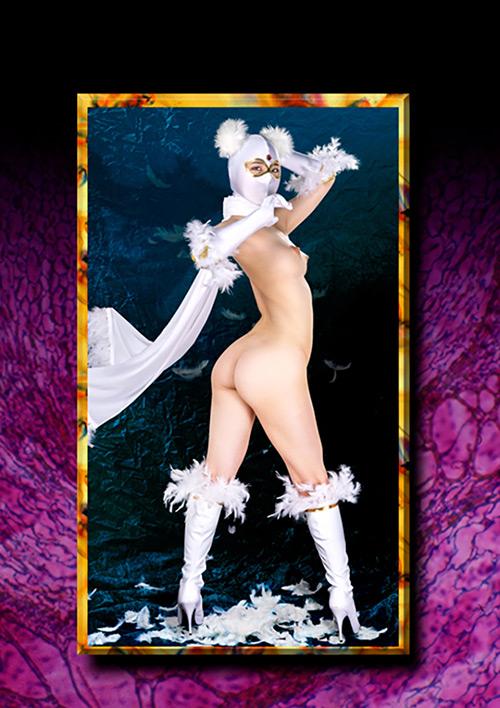HEROINE陥落倶楽部16 ホワイト仮面:花宮レイ