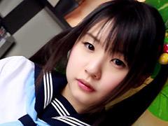ロリ専科 愛玩制服中○生 怯える少女に中出しローション