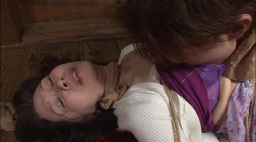 五十路・還暦 母と子 実録田舎の近親相姦