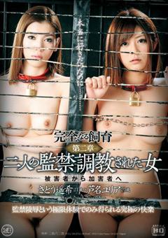 完全なる飼育 第二章 二人の監禁調教された女 被害者から加害者へ