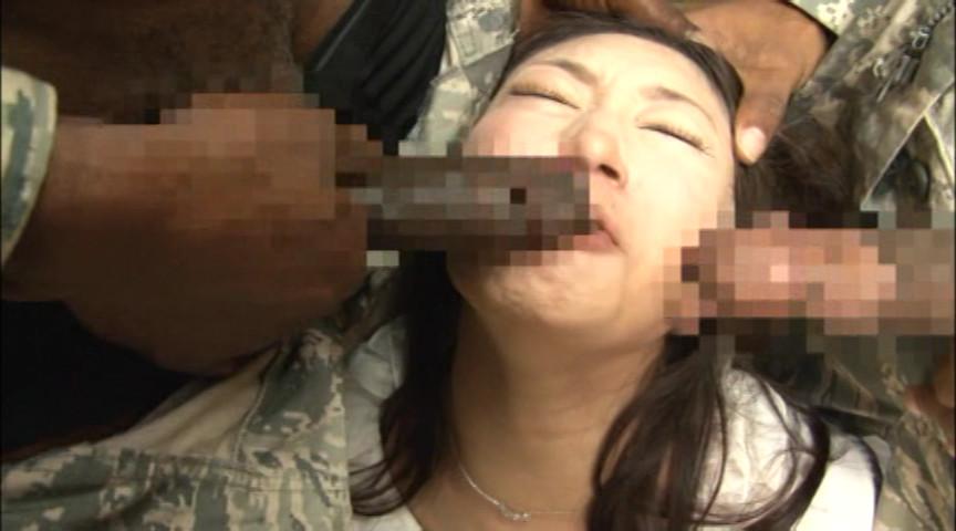 緊縛巨大マラ調教 黒人SM奴隷妻 小早川怜子