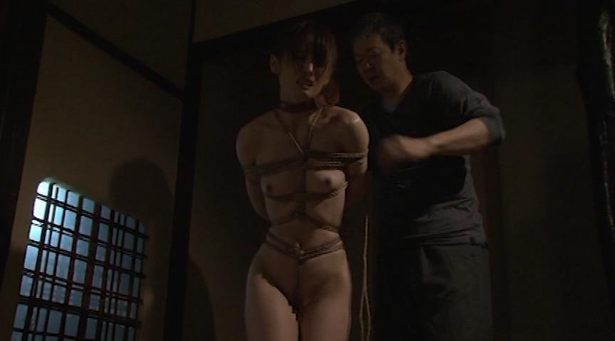 『義父に捧げられた身代わり奴隷』 拷問義娘 樹花凜 画像 5
