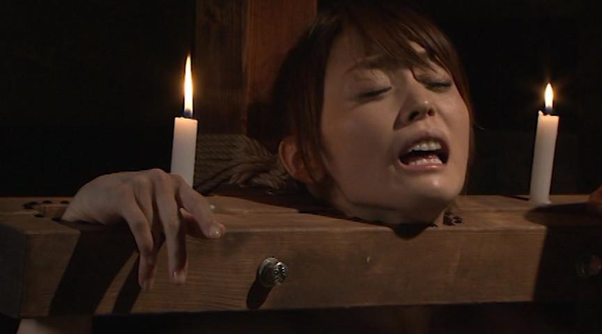 『義父に捧げられた身代わり奴隷』 拷問義娘 樹花凜 画像 13