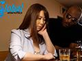 黒人巨大マラ むちエロ美人妻を薬漬け4P輪姦セックス