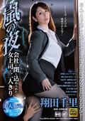 会社に閉じ込められた女上司と二人きり 翔田千里