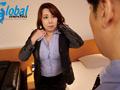 嵐の夜、出張先に閉じ込められた女上司と二人きり 風間ゆみ...thumbnai2