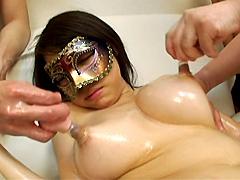 仮面グラマラス8 ランジェリーショップ店員の性癖
