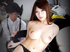妃乃ひかりクンニ動画|巨乳ママドルの芸能界復帰オーディション 妃乃ひかり