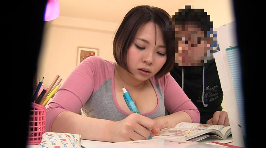 家庭教師が巨乳受験生にした事の全記録 隠撮カメラFILE ゆうき美羽 の画像13