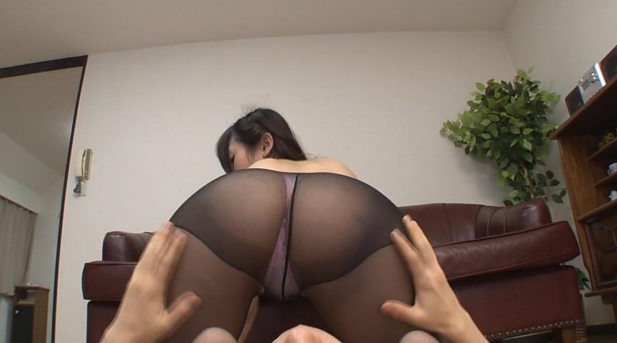 黒パンストSTYLE ~黒いパンストで誘惑する美脚美女~ 画像 6