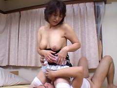 近親相姦 愛欲の巨乳母 里中亜矢子