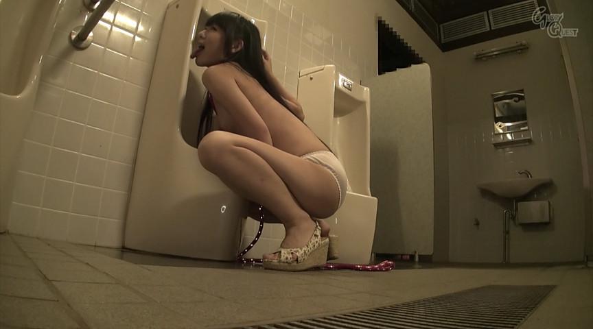 変態公衆便所タンツボ肉便器女 小西まりえ の画像17