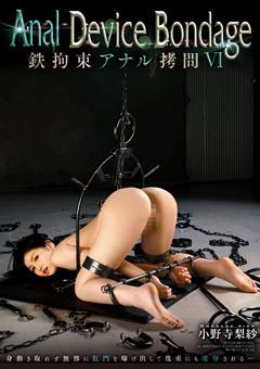 【小野寺梨紗動画】Anal-Device-Bondage6-鉄束縛アナル拷問-小野寺梨紗-マニアック