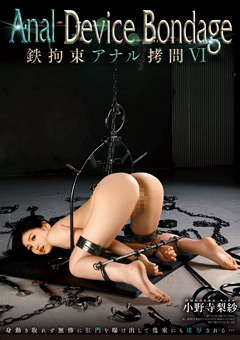 Anal Device Bondage6 鉄拘束アナル拷問 小野寺梨紗…|推奨》アナル動画見放題|アナル専門のアナリスト