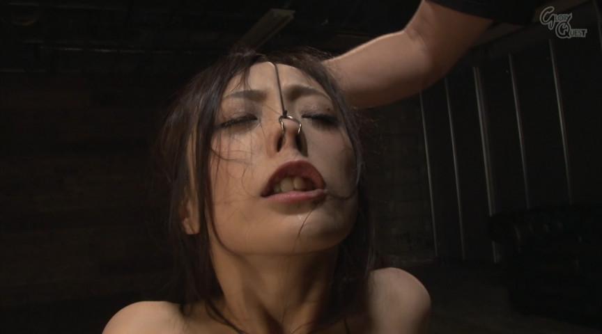 Anal Device BondageVII 鉄拘束アナル拷問 神納花のサンプル画像