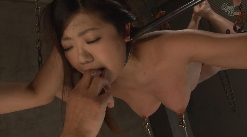 Ma○ko Device Bondage 鉄拘束マ○コ拷問 並木杏梨