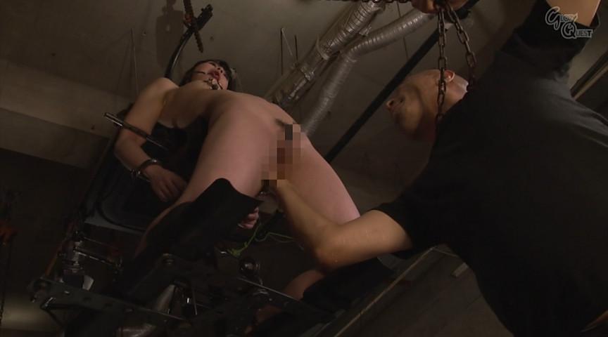 Ma○ko Device BondageV 鉄拘束マ○コ拷問 皆野あいのサンプル画像