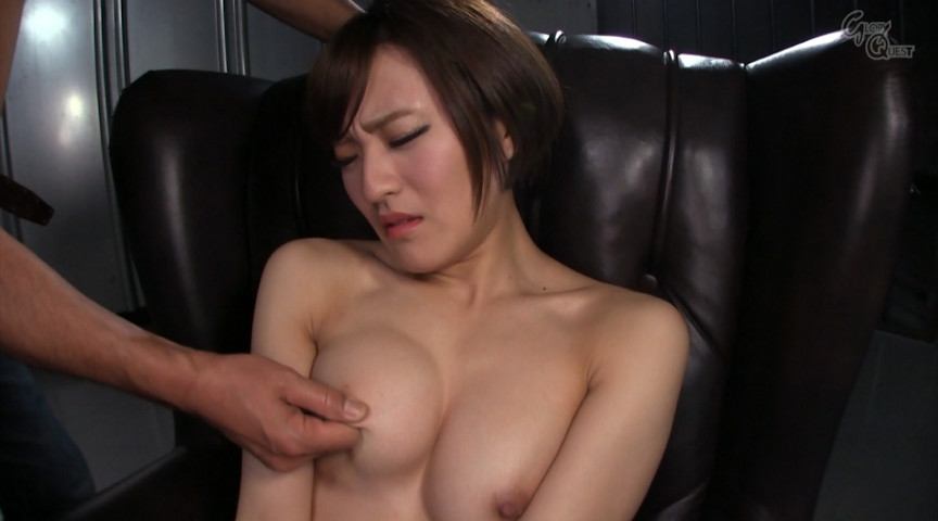 Anal Device BondageXV 鉄拘束アナル拷問 佐久間恵美