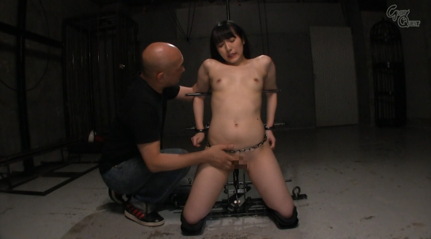 Ma○ko Device BondageXIV 鉄拘束マ○コ拷問 河奈亜依