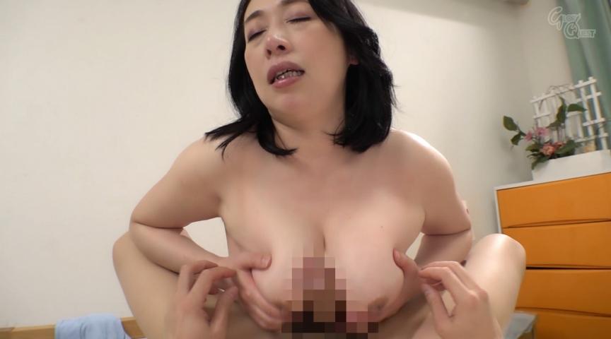 姑の卑猥過ぎる巨乳を狙う娘婿BEST vol.4 画像 1