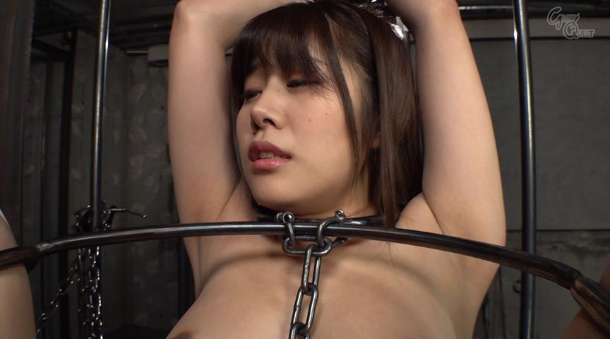 Ma○ko Device BondageXIX 鉄拘束マ○コ拷問 志木あかねのサンプル画像7