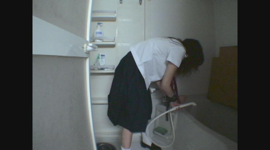 制服少女拉致監禁 肉便器改造計画01 画像 11
