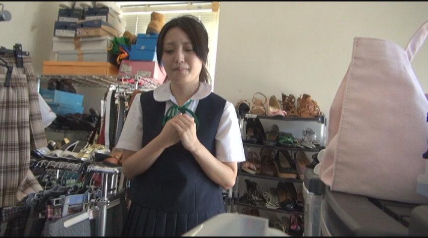 未○年(四九八)パンツ売りの少女04のサンプル画像