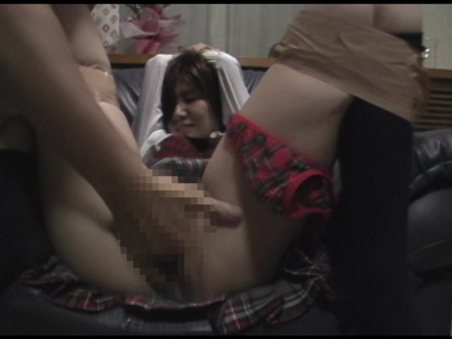 住居不法侵入強制猥褻肉便器調教-。04のサンプル画像
