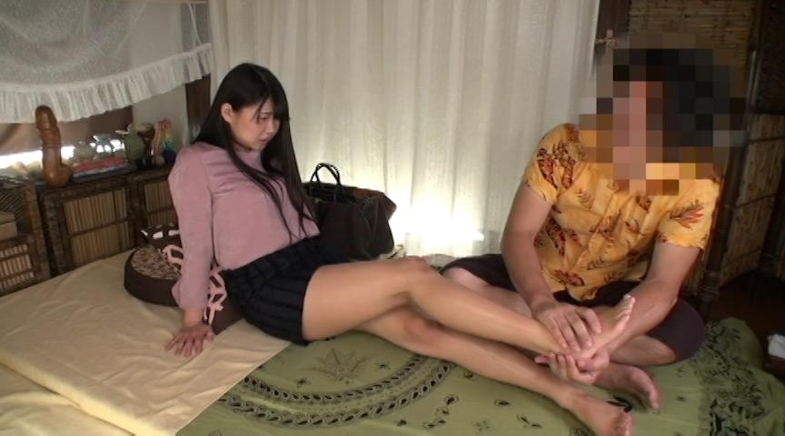 新アジア古式マッサージ店盗撮 M属性人妻悶絶!嬲り施術編【二】