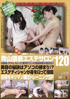 【盗撮動画】青山猥褻エステサロン120-SP