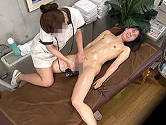 青山猥褻エステサロン The貧乳selection