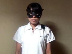フェチ:仮面美女・ミルク絞りの刑