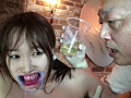 GRAV-011 咀嚼・唾液・鼻水・尿・汗・精飲 JK体液¥交 白石陽菜 無料画像19