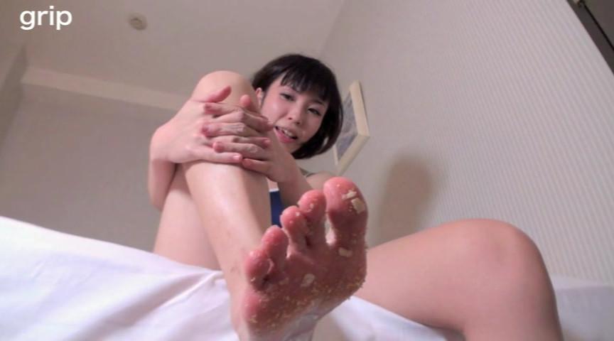 スク水ロリ美少女JK足裏クラッシュ個人撮影 しとう和歌 画像 8